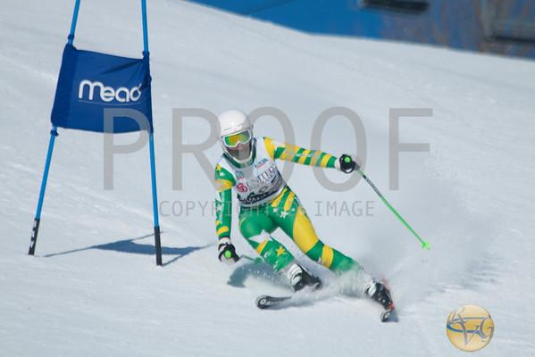 Class B Women's Giant Slalom