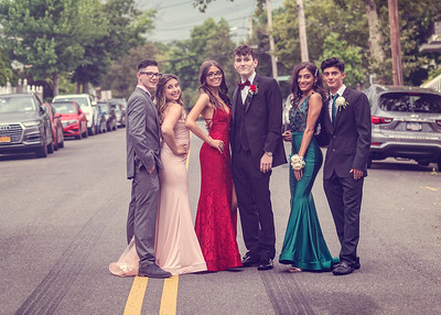 Paige -N- Jason & Friends    Prom Pictures