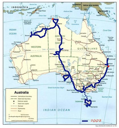 Zemljevidi poti