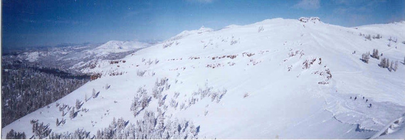 Tahoe ski trip