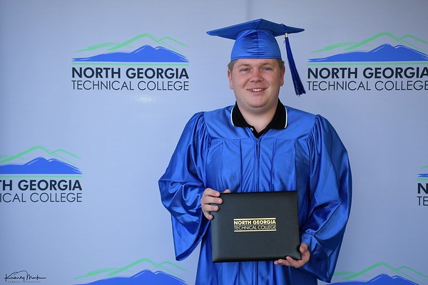 NGTC Graduation 8/2020 Clarkesville Campus
