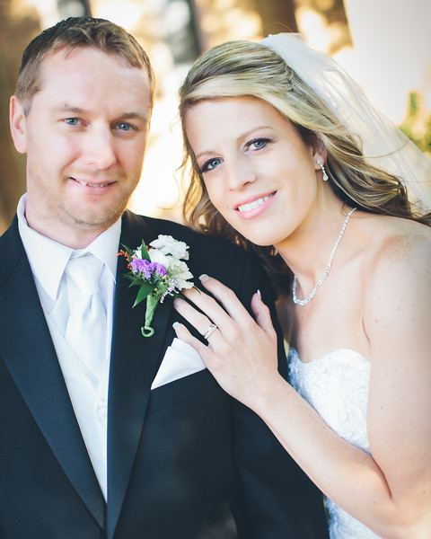 Sarah and Krist's Wedding 092212