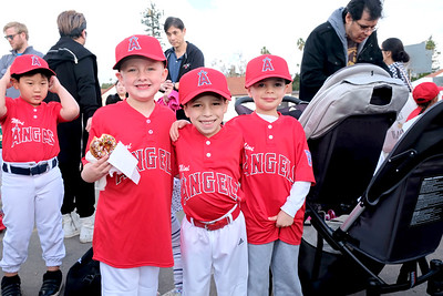 A Happy Windup for Little League Season