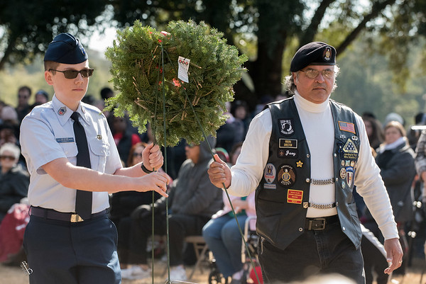 2017 Wreaths Across America - Fort Mitchell