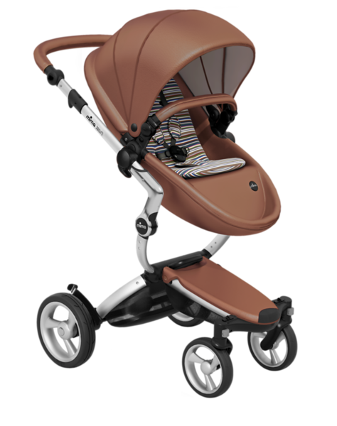 Mima_Xari_Product_Shot_Camel_Flair_Aluminium_Chassis_Autumn_Stripes_Seat_Pod.png