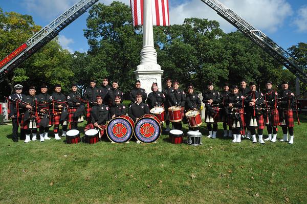 2013-09-29, Rosehill Memorial service