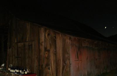 Gary's Dinner In The Barn
