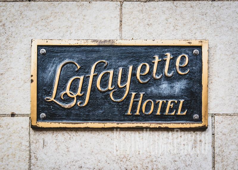 The Lafayette Hotel