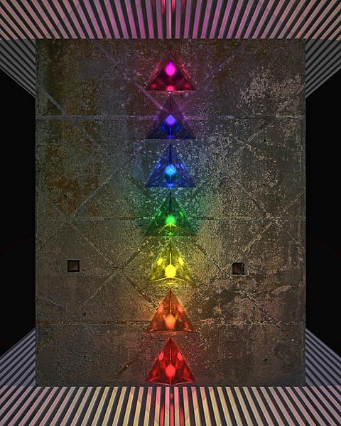 spectrum wall