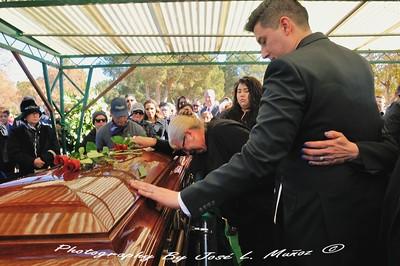 2019-01-04  Manuel Garcia Lafarga  Funeral