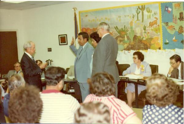 Board Meeting April 1982