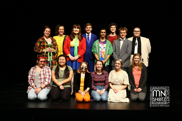 Simley 2018 One Acts