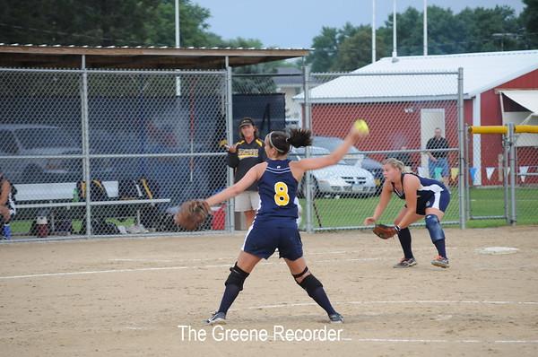 Softball Regional vs Janesville