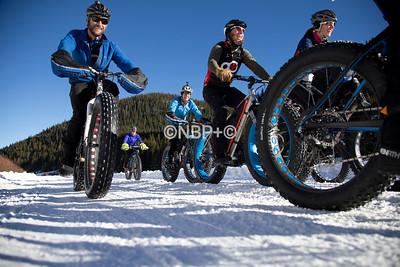 Fat Tire Balloon Snow bikes