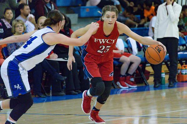 Girls FWCD Basketball 2016-2017