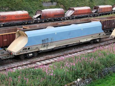 JMA - Bogie Aggregate Hopper Wagon