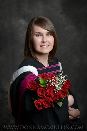 Portrait - Graduation
