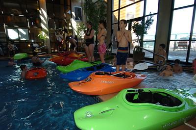 Kayak Demos - Kids