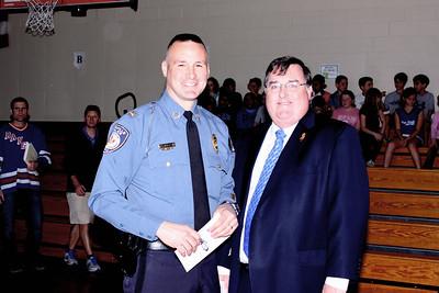 4/13/2012 - D.A.R.E. Graduation
