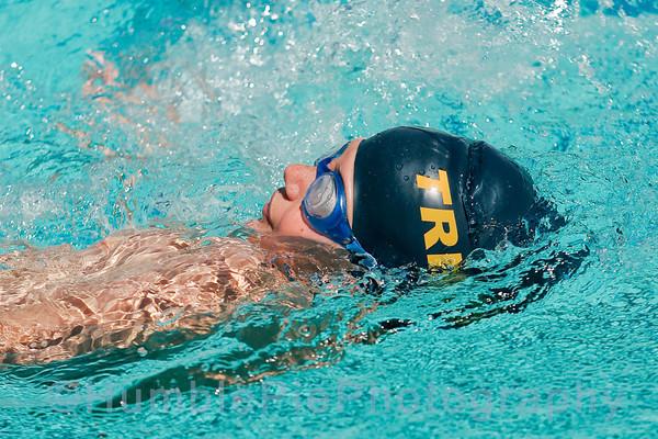 20100528 – Swim Meet vs Home Schoolers