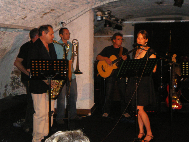 Concert de jazz 2008