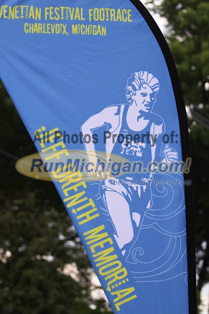 10K and 5K Start - 2015 Venetian Drenth Memorial Foot Race