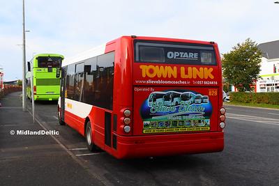 Portlaoise (Bus), 11-10-2016