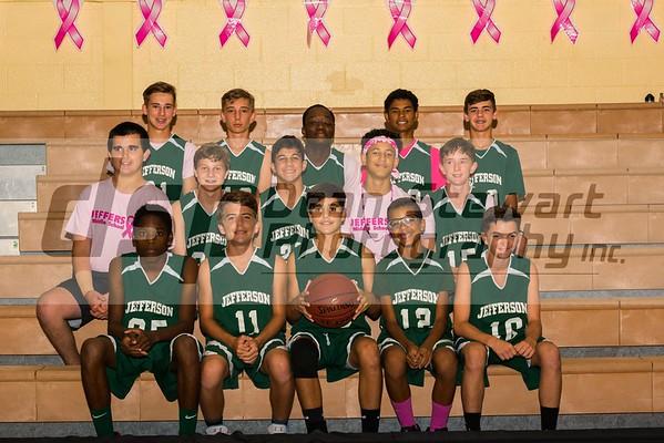 B Basketball 10-4-18