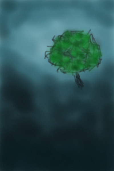 Painted on iPhone 4