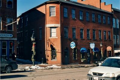 Wolfe's Tavern Site