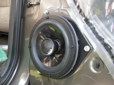 2007 Toyota Tundra Double Cab SR5 Front And Rear Speaker Installation