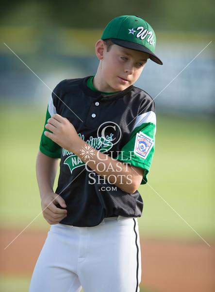 2013-06-20 Baseball 11yo Post Oak v West U Nats Little League @ Missouri City