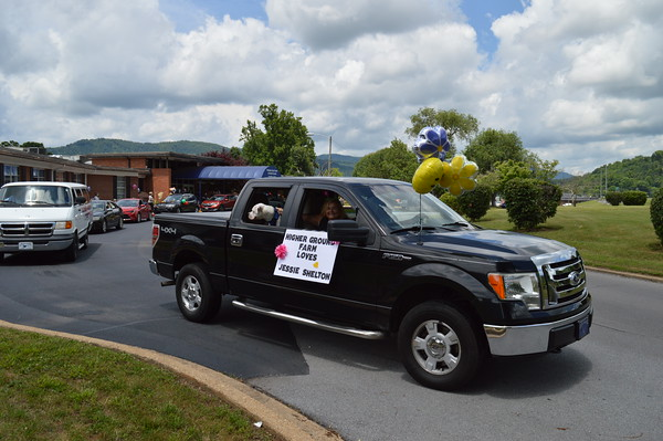 Christian Care Center Holds COVID-19 Parade - June 2020