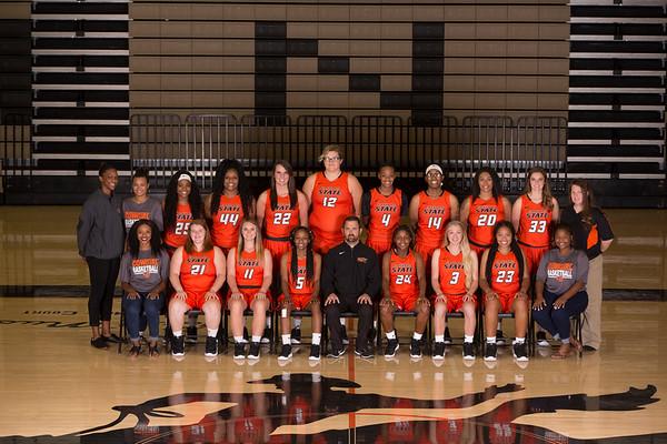 2017-2018 Womens Basketball