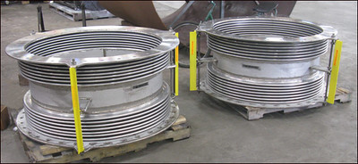 Stainless Steel Universal Expansion Joints (#114976 - 04/09/2012)