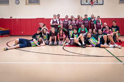 KIDS vs Team Micky Ward Basketball