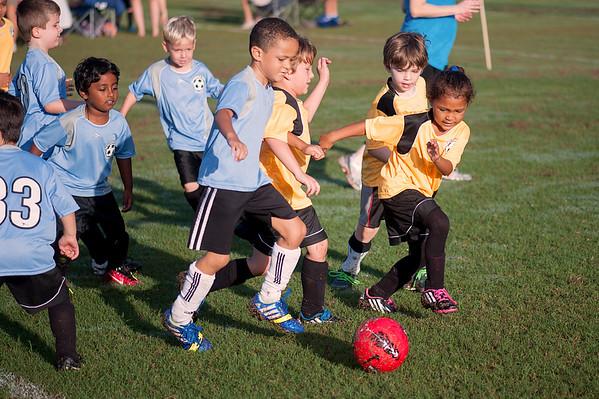 Crew Soccer Game 1