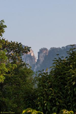 Tabur West Ravine (East Ridge) Recce 2014