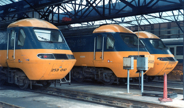 Class 43 HST