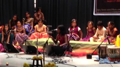 2014-Sangeetham, Instruments and Camps Recitals