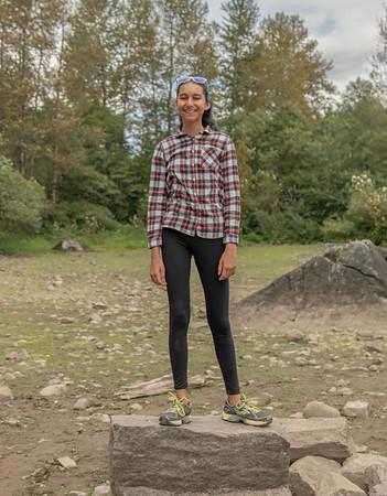 Leela Rhea in Seattle, Aug 2019