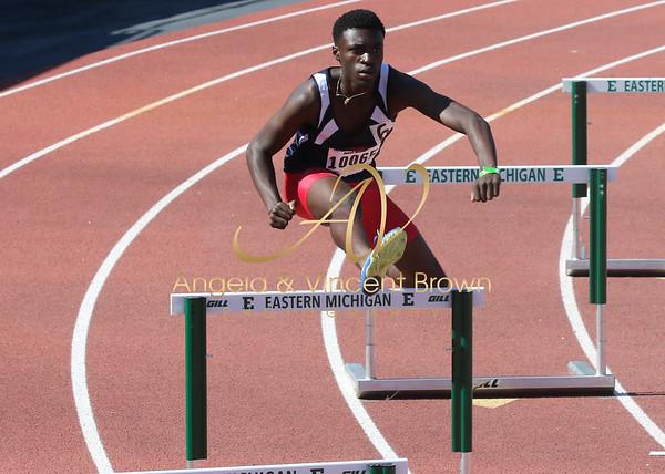 2017 AAU Jr Olympics_400m Hurdles