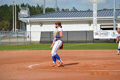Daelynn KHHS Softball 021018