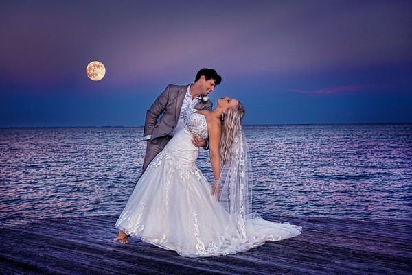 Genesis & Jason - Wedding - Belize