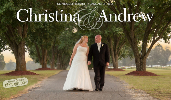 Christina+Andrew - Lancaster SC