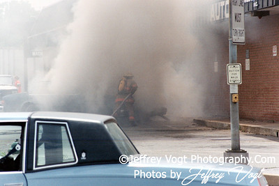 Gaithersburg 8 Box Area Auto Parts Auto Fire, Photos by Jeffrey Vogt Photography