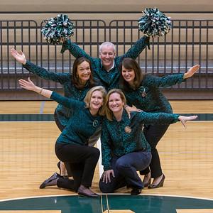 Cheerleaders December 10, 2013