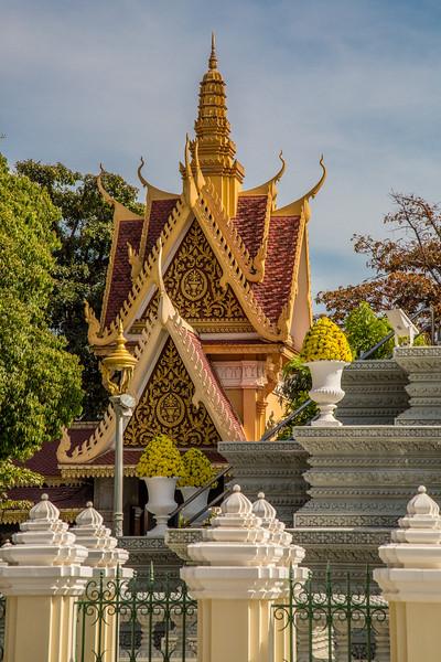 Peaked Stupa