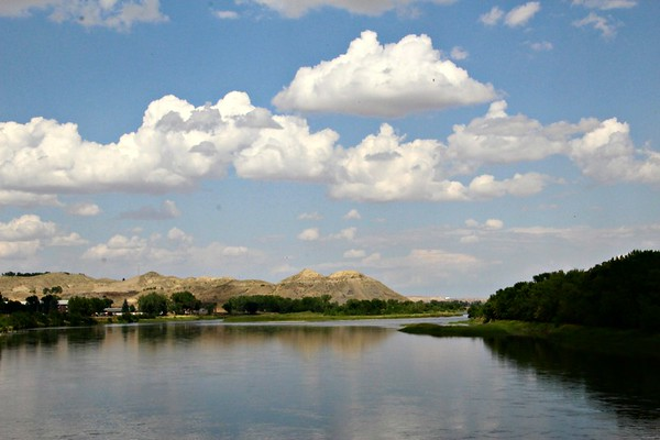 Fort Benton River Shots
