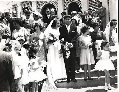 Dundo 1964 Marco. MARIA JOÃO ALHO E FRANCISCO SIMMONS.